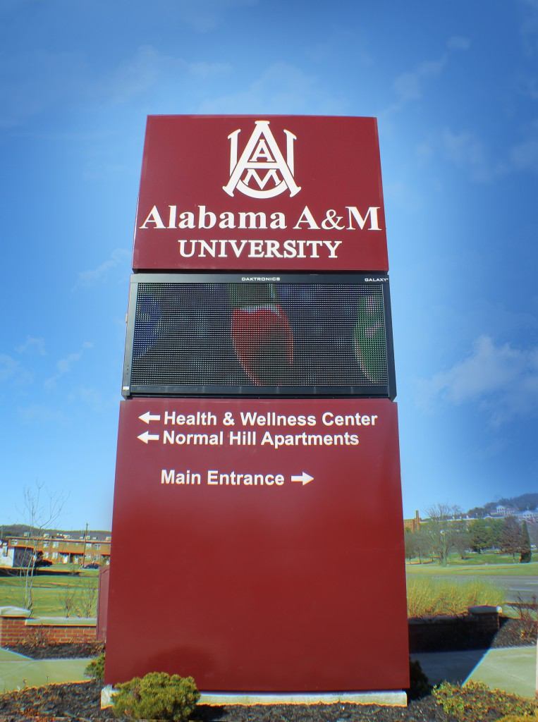 Alabama A&M Engineering Building