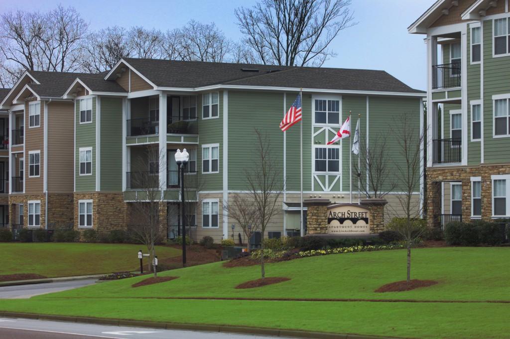 Arch Street Apartments, Huntsville, AL