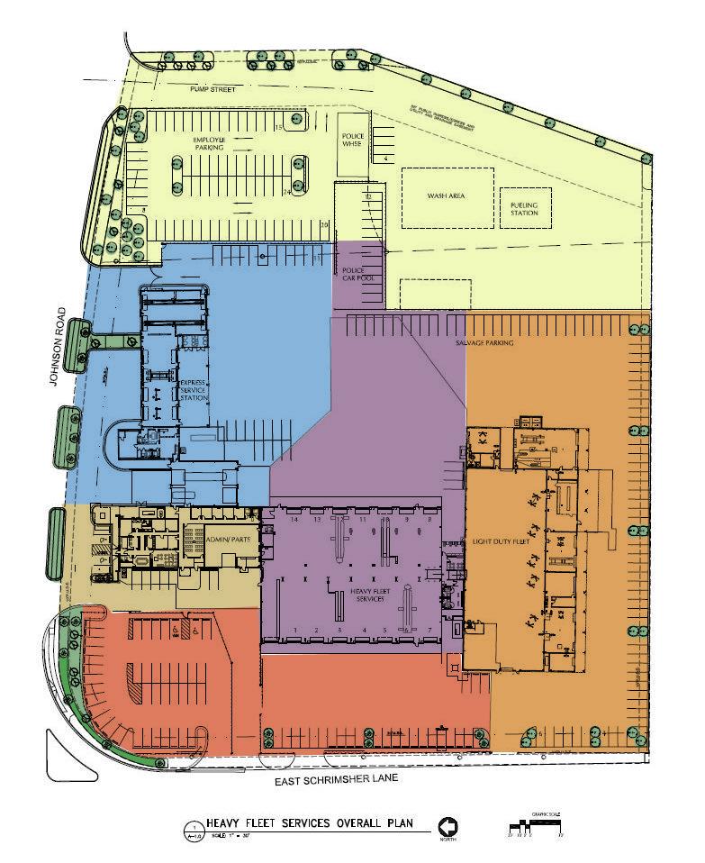 COH Fleet Management Complex, City of Huntsville, Huntsville, AL