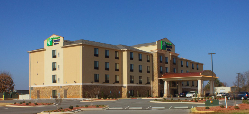 Madison Holiday Inn Surveying and Site Design, Madison, AL