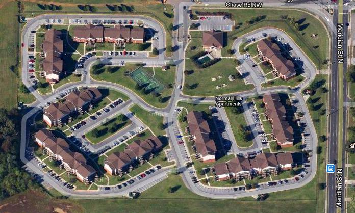 Alabama A&M Normal Hills Apartments, Huntsville, AL