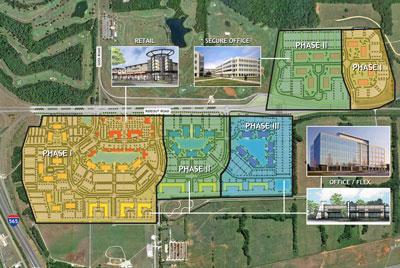 Redstone Gateway Phase 1 CE&I Services, Redstone Arsenal, AL