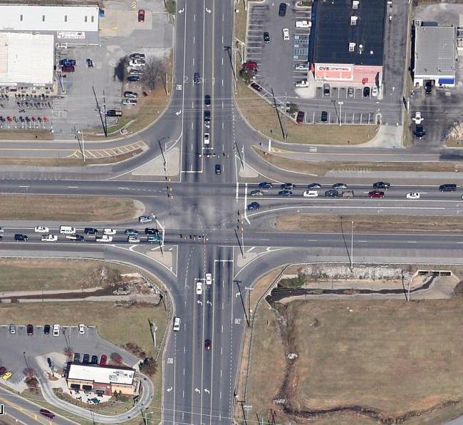 Spring Avenue and Beltline Road Intersection Improvement Project, City of Decatur, AL