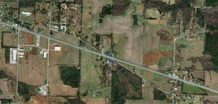 Corridor Survey US Highway 72 (12.8 miles), Rogersville, AL